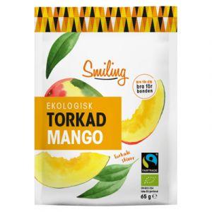 Smiling Torkad Mango – fairtrade