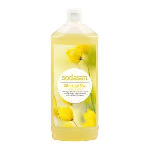 Tvål Citrus & Oliv, 1 l ekologisk