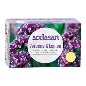 Tvål Verbena & Citron, 100 g ekologisk