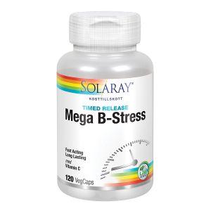 Mega-B stress, 120 kapslar
