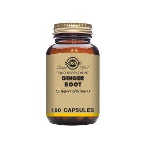 Ginger Root Ingefära, 100 kapslar