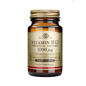 Vitamin B12 1000mcg, 100 tabletter