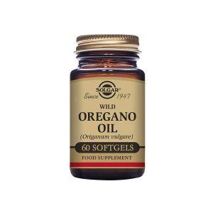 Solgar Wild Oregano Oil, 60 kapslar
