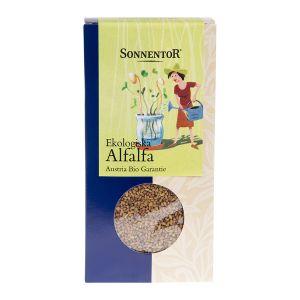 Alfalfa groddfrön, 120 g ekologisk