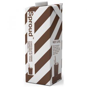 Sproud Ärtdryck Choklad – vegansk dryck