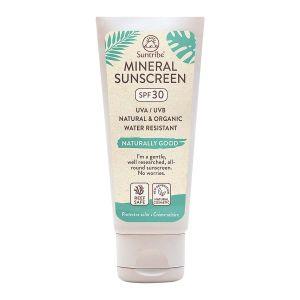 Mineral Body & Face Sunscreen SPF 30, 100ml