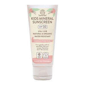 Mineral Kids Vanilla Sunscreen SPF 30, 100ml