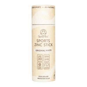 Natural Zinc Sun Stick SPF 30 Original White, 30g