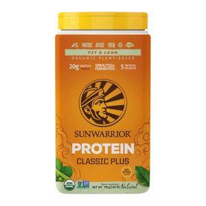 Sunwarrior Classic Plus Naturell – Ekologiskt & veganskt proteinpulver