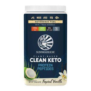 Clean Keto Protein Vanilj, 750 g