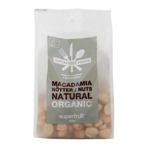 Macadamianötter Naturella, 200g ekologisk