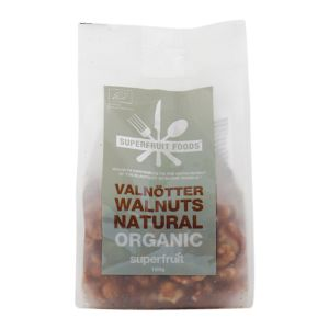 Superfruit Valnötter Naturella – Ekologiska nötter