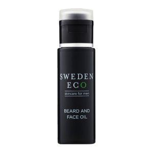 Beard & Face Oil, 50 ml ekologisk