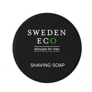 Sweden Eco Shaving Soap – mild raktvål