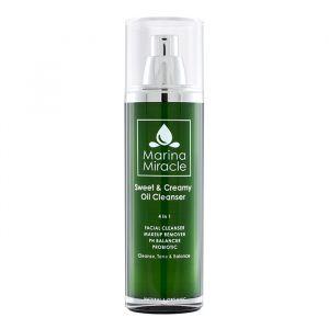 Sweet & Creamy Oil Cleanser, 110ml ekologisk