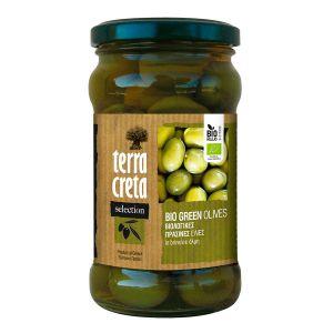 Terra Creta Gröna Oliver – ekologiska oliver