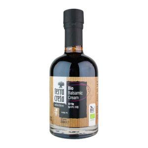 Terra Creta Mörk Cream Balsamvinäger – en äkta balsamic