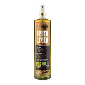 Terra Creta Extra Virgin Olivolja Spray – olivolja från Kreta