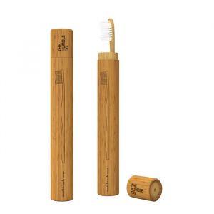 Tandborstfodral, bambu