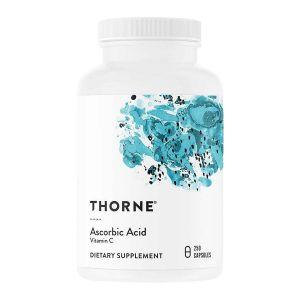 Thorne Research Ascorbic Acid 1g – C-vitamin