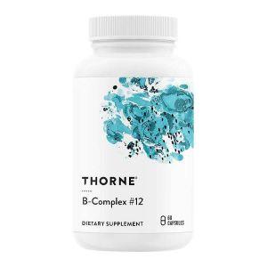 Thorne Research B-Komplex #12 – med flera B-vitaminer