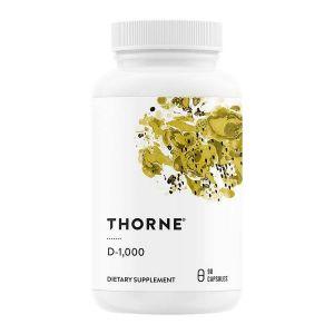 Thorne Research D-1000 – D-vitamin