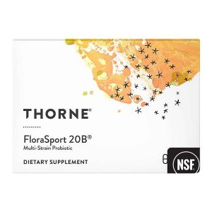 Thorne Research FloraSport 20 – Gynnsamma bakterier