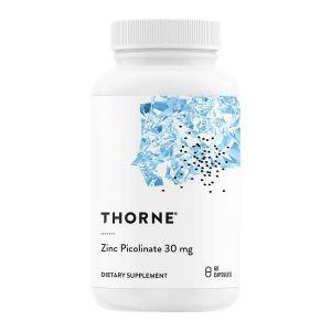 Thorne Research Zinc Picolinate 30mg – 300% av DRI
