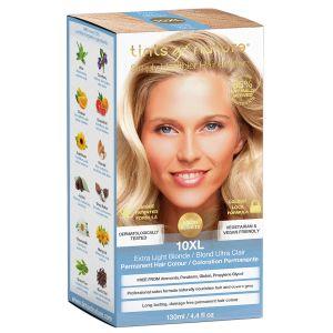 10XL ExtraLight Blonde hårfärg, 130ml 60% ekologisk