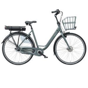 Batavus elcykel Torino E-GO Unisex (2019) Grå Matt 48cm