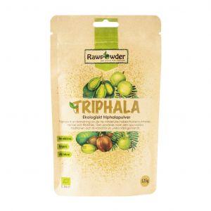 Triphala, 125g pulver ekologisk