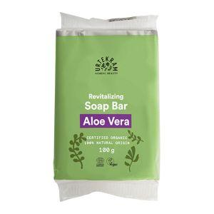 Köp Urtekram Aloe Vera Soap Bar 100g ekologisk | Happy Green