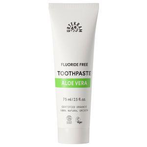 urtekram aloe vera toothpaste 75ml ekologisk