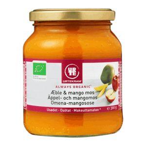 Äppel- & Mangomos, 360 g ekologisk