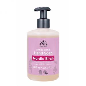 Nordic Birch Hand Soap antibakteriell, 300ml ekologisk