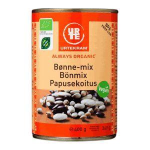 Bönmix, 400 g ekologisk