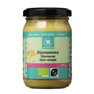 Dijonsenap, 200 ml ekologisk