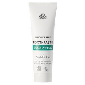 urtekram eucalyptus toothpaste 75ml ekologisk