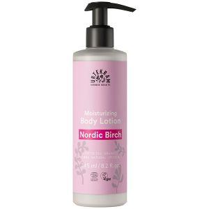 urtekram nordic birch body lotion 245ml ekologisk