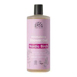 Nordic Birch Shower Gel, 500ml ekologisk