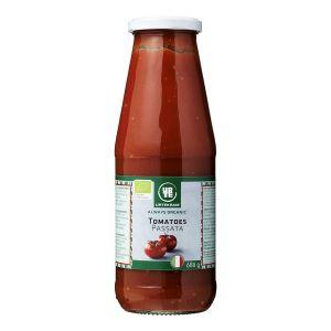 Passerade tomater, 680 g ekologisk