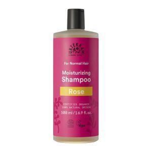 Rose Shampoo Normalt Hår, 500ml ekologisk