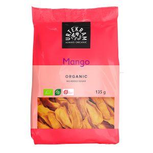 Soltorkad Mango, 135g ekologisk
