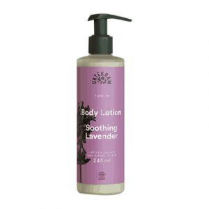 Urtekram Tune in Soothing Lavender Body lotion