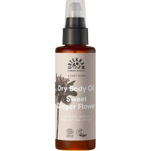 Sweet Ginger Flower Dry Body Oil, 100ml