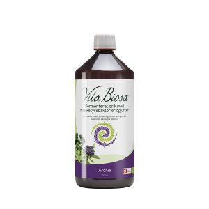 Vita Biosa Aronia örtdryck 1l ekologisk