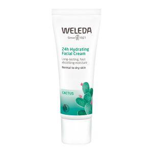 Cactus 24h Hydrating Facial Cream, 30ml ekologisk