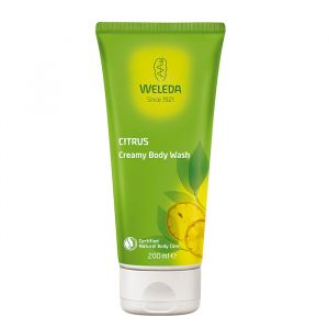 Citrus Creamy Body Wash, 200 ml ekologisk