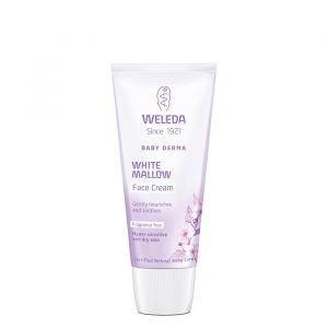 Weleda White Mallow Face Cream, 50 ml