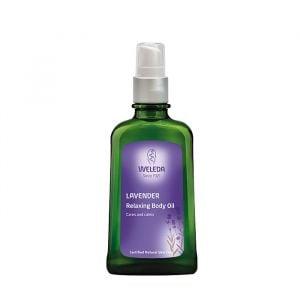 Lavender Relaxing Body Oil 100ml ekologisk & vegansk